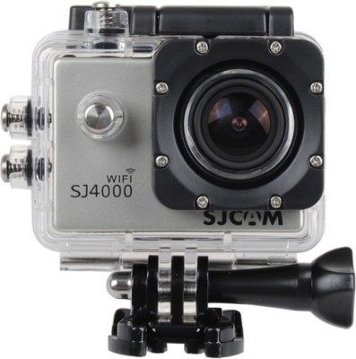 SJCAM Sjcam4000Sj_13 Sjcam sj4000 Wifi black Sports & Action Camera(Black)