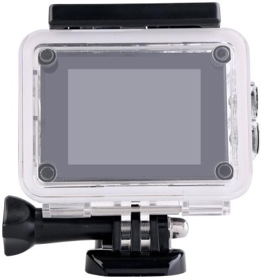 Wonder World ™ Waterproof Sports Cam Holder Sports & Action Camera(Black) at flipkart