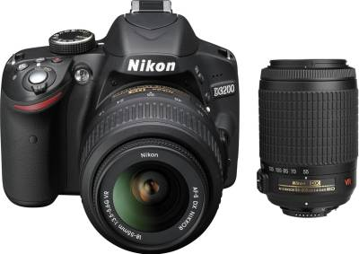 Nikon-D3200-(with-AF-S-18-55mm-VRII-+-55-200mm-f/4-5.6G-Lens-Kit)