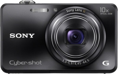 Sony DSC-WX150 Point & Shoot Camera(Black)