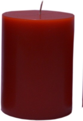 Candangel Red piller Candle(Red, Pack of 1)