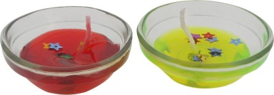 SKY TRENDS Diwali gift DW#0007 Candle(Multicolor, Pack of 2)  available at flipkart for Rs.179