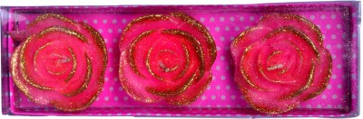 Purpledip Diwali Gift Decorative Set of Floating Candle(Multicolor, Pack of 3)  available at flipkart for Rs.175