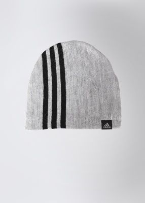 Adidas w57537 Unisex Grey Ess 3s Beanie 3 Cap - Best Price in India ... 4e8f9275f27
