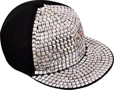 8fa4c9f26ca View Babji Snapback Silver Hiphop Baseball cap Cap Price Online