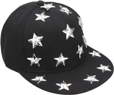 Vaishnavi Self Design Star Cap