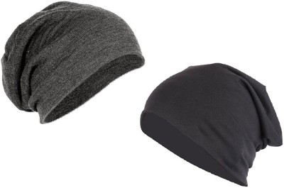 ZACHARIAS Solid Skull Cap Pack of 2 available at Flipkart for Rs.331 20016b080bf