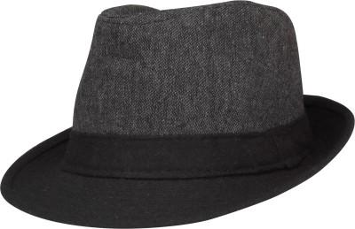 731f5190ba9 64% OFF on FabSeasons Solid Fedora Hat Cap on Flipkart