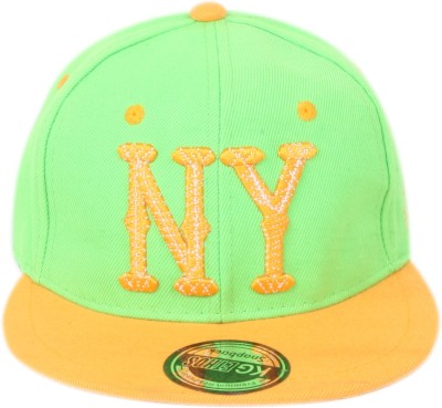 ILU NY caps, cotton, men, women, girls, boys, Baseball, caps, Hip Hop Caps, sports cap, woolen caps, Snapback, skull cap, cricket caps, flat caps, hiphop, Mesh, sports wear, light green, Trucker, Hats Cap