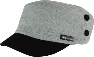 FabSeasons Solid Cotton Cap