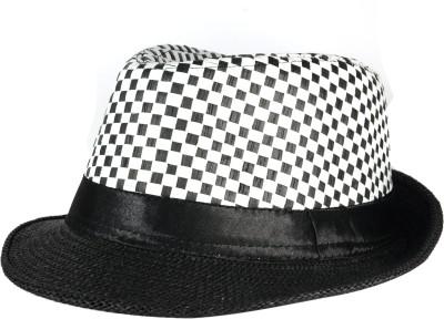 FabSeasons Checkered Cotton Cap