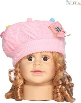Bizarro.in Kids Cap(Pink)