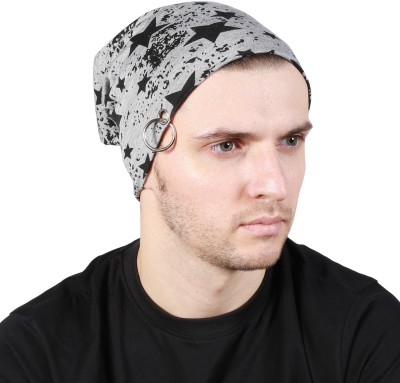 Noise Solid Skull Cap(Pack of 2)