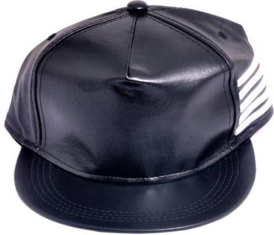 13c9a61da0b View Babji Solid Black Snapback Hiphope Cap Price Online