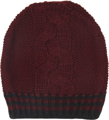 The Gudlook Striped Skull Cap Cap