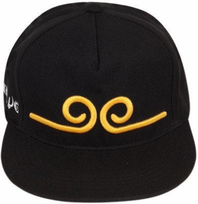 e82bf62fef7 76% OFF on ILU caps black cotton