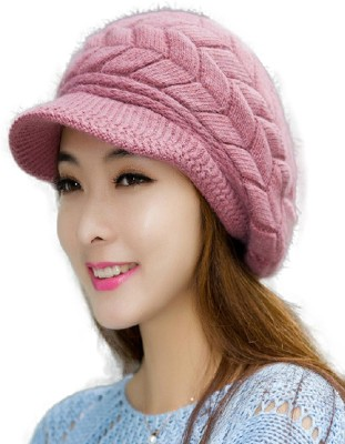 iSweven Solid Winter, skull, Hat, Beanie, fashion, knitted woolen Cap