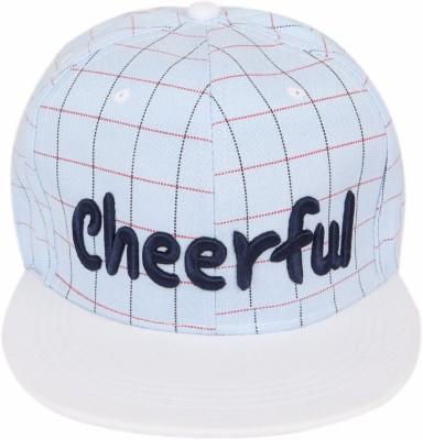 a2ed0c809ea ILU Cheerful Caps blue cap Baseball Cap hip hop Cap Snapback Caps cotton cap