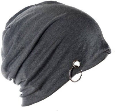 Shopping Store Solid Winter Cotton Long Cap