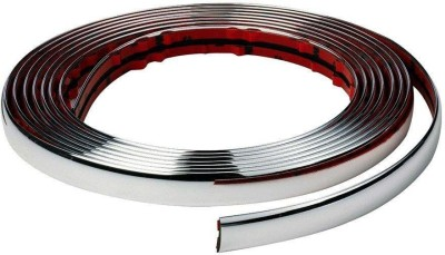 Kozdiko Side Window 20Mtrs 15MM Thick Chrome Roll for Tata Indica Vista Car Beading Roll For Window(20 m 15 mm)  available at flipkart for Rs.999