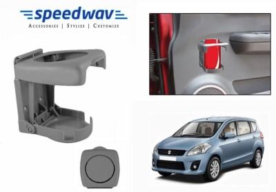 Speedwav Foldable Car Drink or GREY-Maruti Ertiga Car Bottle Holder(Plastic)  available at flipkart for Rs.348