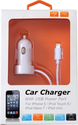 Laploma-CC28-IPH5-Car-Charger-(For-Apple)