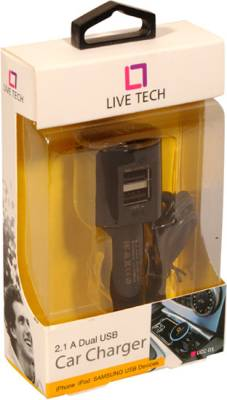 Live-Tech-UCC-01-USB-Car-Charger