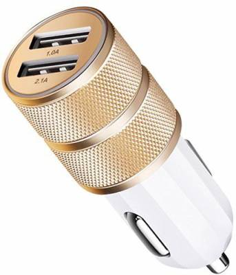 Huoge-2.1A-Dual-USB-Smart-Car-Charger