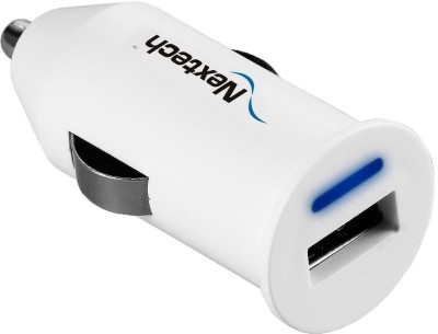 Nextech-1A-USB10N-Mini-USB-Travel/Car-Charger