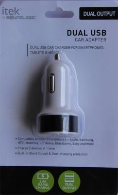 I-Tek-2.4A-Dual-USB-Car-Charger