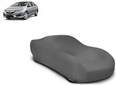 Auto Track Car Cover For Honda City (Without Mirror Pockets)(Grey) at flipkart