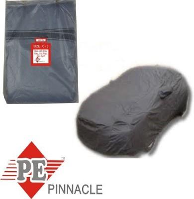 Pinnacle Body Covers Car Cover For Maruti Suzuki, Tata, Hyundai, Volkswagen, Ford Swift, Indica Vista, i20, Polo, Getz, UVA, Figo (Without Mirror Pockets)(Grey)