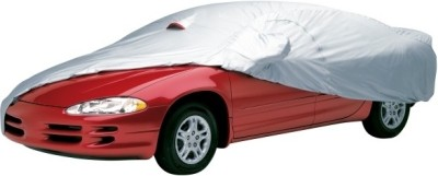 Silvertech Car Cover For Honda Amaze(Grey)