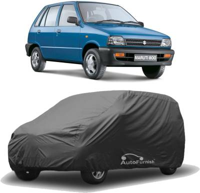 Autofurnish Car Cover For Maruti Suzuki 800 (Without Mirror Pockets)