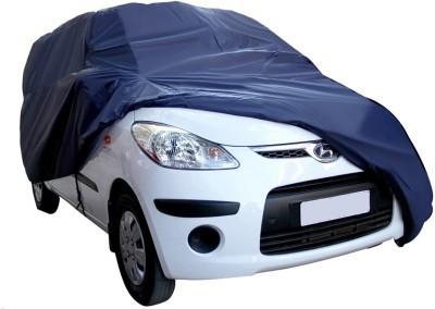 ROSARIO- Carmate Car Cover For Hyundai Santro Xing (With Mirror Pockets)(Blue)