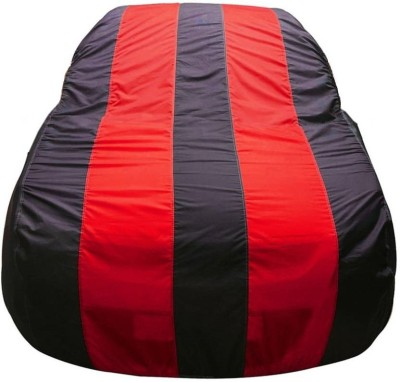 Ultra Fit Car Cover For Mahindra KUV100 (Without Mirror Pockets)(Multicolor)