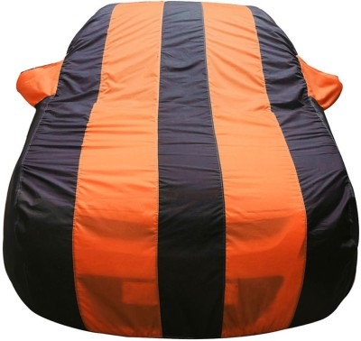 Autofurnish Car Cover For Tata Tiago (With Mirror Pockets)(Blue)