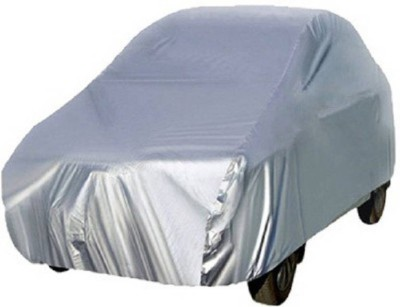bliss Car Cover For Mercedes Benz B-Class (Without Mirror Pockets)(Silver)