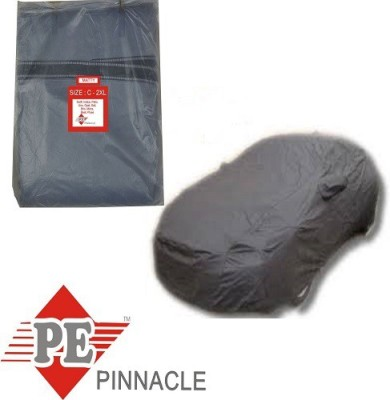 Pinnacle Body Covers Car Cover For Maruti Suzuki, Tata, Fiat, Opel, Honda, Nissan, Chevrolet, Renault Swift, Indica, Palio, Brio, Micra, Beat, Pulse (Without Mirror Pockets)(Grey)