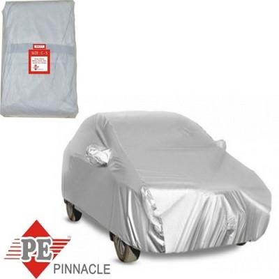 Pinnacle Body Covers Car Cover For Skoda, Hyundai, Maruti Suzuki, Tata, Daewoo, Honda, Chevrolet Laura, Elantra, Baleno, Cielo, Civic, Sonata Embera, Optra(Silver)