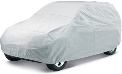 Cropp Car Cover For Ford Fiesta  Without Mirror Pockets  Silver