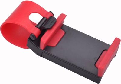 WE Car Mobile Holder for Steering Red WE Car Mobile Holders