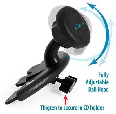 Infiniapps Technology Car Mobile Holder for Windshield Black
