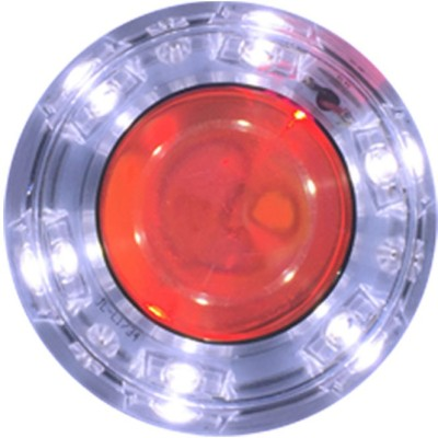 Vheelocityin Thick Car Projector LED Fog Lamp/ Fog Light Blue Ring - Set of 2 For Maruti Suzuki Ertiga Car Fancy Lights(Blue)  available at flipkart for Rs.2874