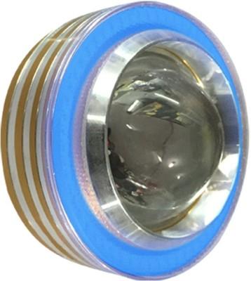 Vheelocityin COB Ring Car Projector LED Fog lamp/ Fog Light Blue Ring - Set of 2 For Maruti Suzuki Ertiga Car Fancy Lights(Blue)  available at flipkart for Rs.3163