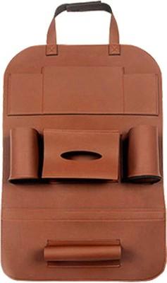 Autofurnish 3D Car Auto Seat Back Multi Pocket Car Storage Bag & Bin(4 L)