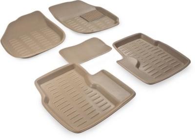 Elite Plastic 3D Mat For  Renault Terrano(Beige)