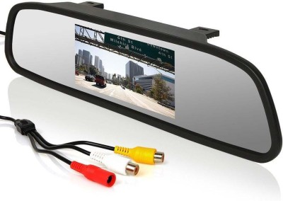 VENTE 4.3 TFT Screen For Maruti Swift Dzire Black LCD(11 cm)