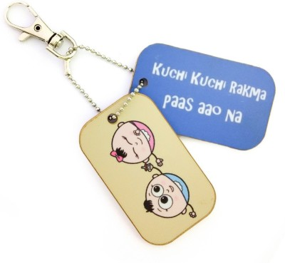 Little India CGI127 Locking Key Chain(Multicolor)  available at flipkart for Rs.149