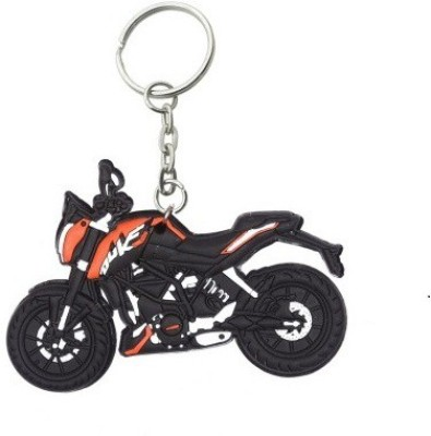 Ezone Vork KTM Duke Shape Key Chain(Multicolor)